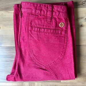 TORY BURCH Boot Cut Jeans 👖